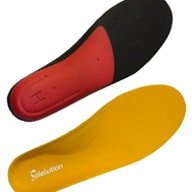 Solelution Overpronatie zolen (Naar binnenstaande voeten)