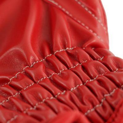 Adidas Bokshandschoenen rood/wit