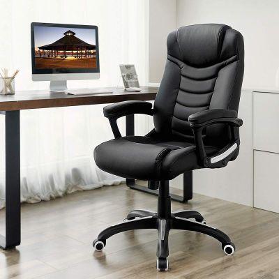 Luxe Design bureaustoel met hoog zitcomfort