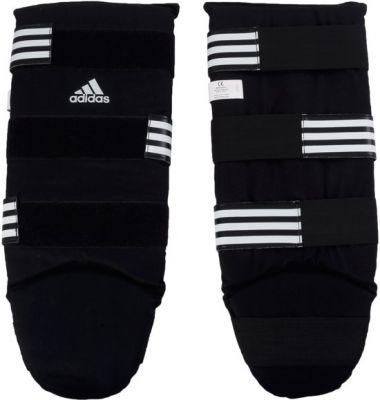 Adidas kickboks Scheenbeschermers Good Zwart/Wit