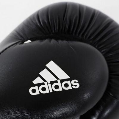 Bokshandschoenen Adidas Speed 100 Zwart/Wit
