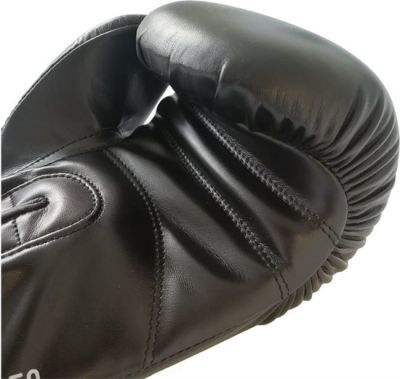 Speed 50 bokshandschoenen zwart/wit