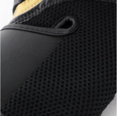 Bokshandschoenen Speed 100 Adidas Zwart/Goud