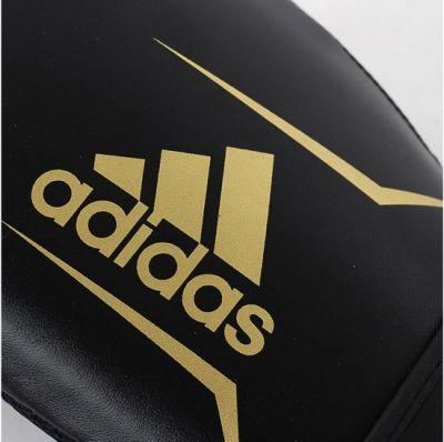 Bokshandschoenen Adidas Zwart/Goud