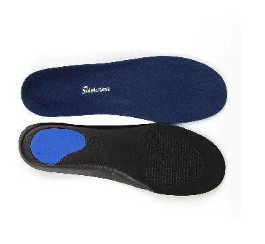 Solelution Doorgezakte voet zolen