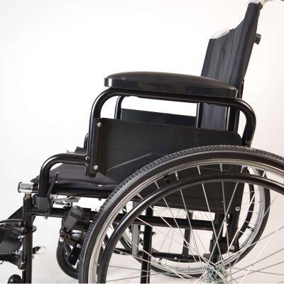 Opvouwbare rolstoel premium
