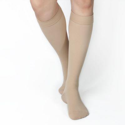 Dunimed premium comfort steunkousen drukklasse 2 - Gesloten teen (Per paar)