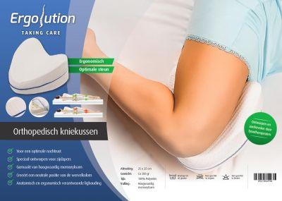 Ergolution orthopedisch kniekussen
