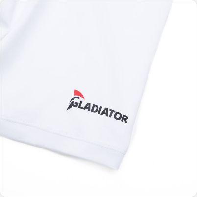 Gladiator Compressie broek / liesbroek achterkant