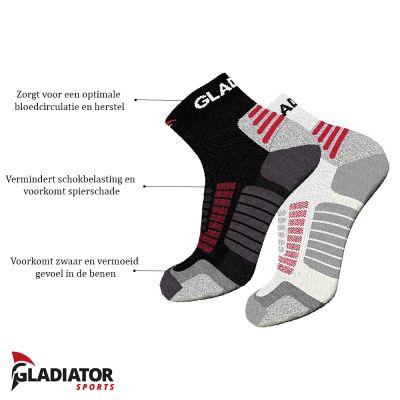 gladiator sports compressiesokken productinformatie