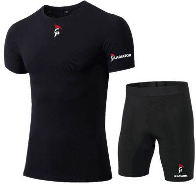 Gladiator Compressie broek en shirt