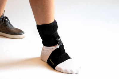 Novamed Foot up Klapvoet brace - Shoeless accesoire