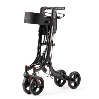 MultiMotion Light Rollator Lichtgewicht Modern Design ingeklapt