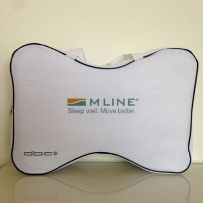 M Line Athletic Pillow Front