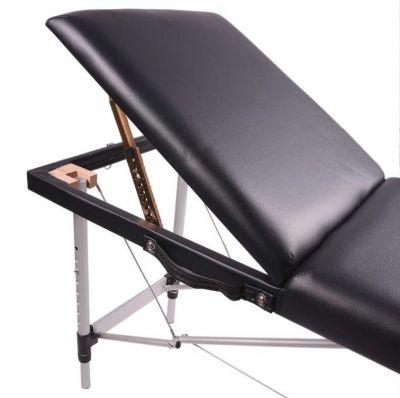 Massagetafel verstelbaar