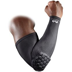 McDavid 6500 HexPad Power Shooter Arm Sleeve - McDavid 6500 HexPad Power Shooter Arm Sleeve - Elleboogbeschermer