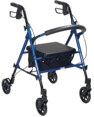 medidu premium lichtgewicht rollator