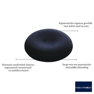 novamed orthopedisch zitkussen productinformatie