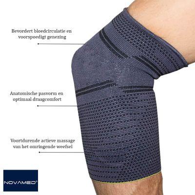 novamed elleboogbrace premium comfort elleboogbrace