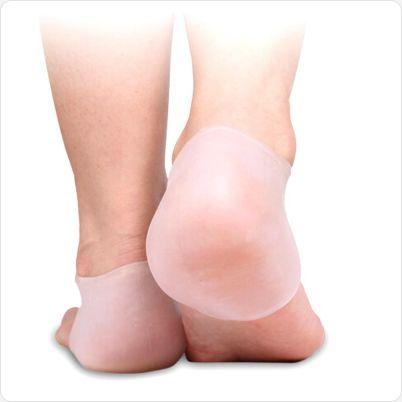 Hielspoor gel sokken