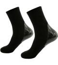 Solelution Sokken met siliconen gel hiel (Per paar)