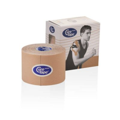 Cure Tape kinesiotape sports beige