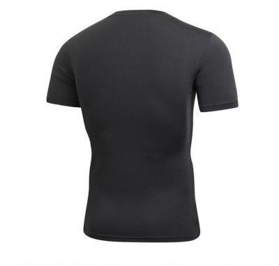 GladiatorThermo shirt zwart achterkant