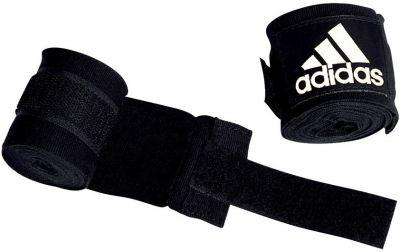 Adidas Boxing Crepe - Bandage - 450 cm - Zwart