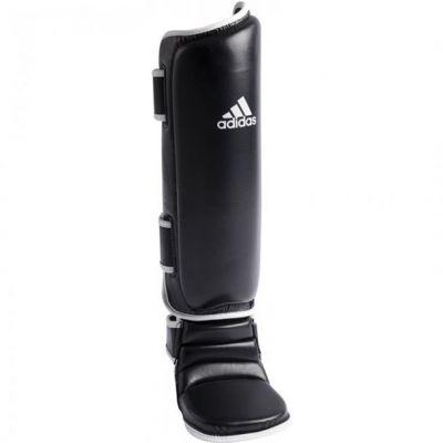 Adidas Scheenbeschermer Economy zwart/wit
