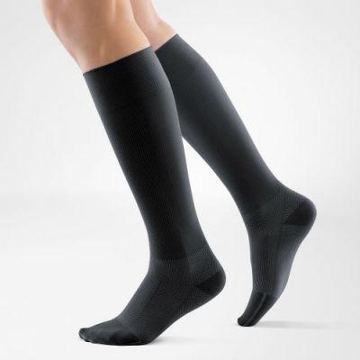 Bauerfeind Compression Socks Run & Walk zwart