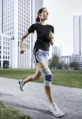 Bauerfeind GenuTrain sport brace