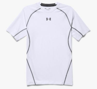 Under Armour HeatGear Compressie shirt voor Heren