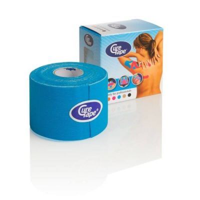 Cure Tape Kinesiotape Blauw
