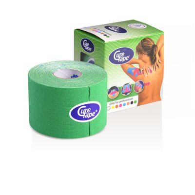 Cure Tape kinesiotape Groen
