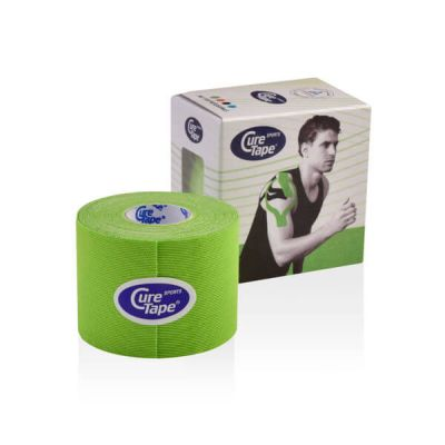 Cure Tape kinesiotape sports groen