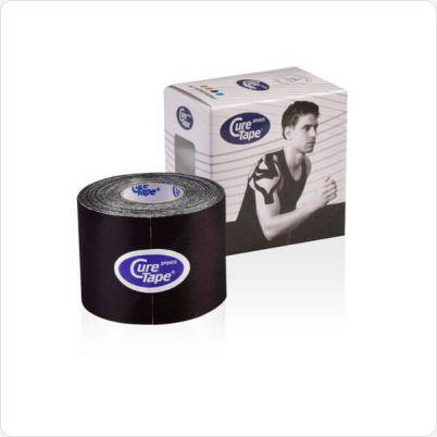 Cure Tape kinesiology tape Sports zwart
