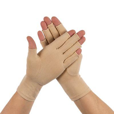 Medidu Artrose / Reuma Handschoenen (in zwart en beige)