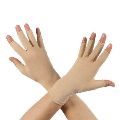 Reuma Handschoenen beige