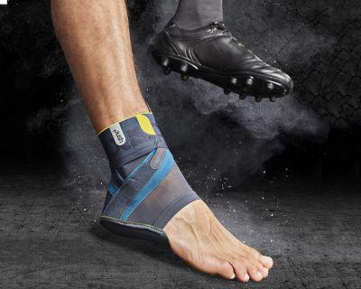 Push sports enkelbrace kick