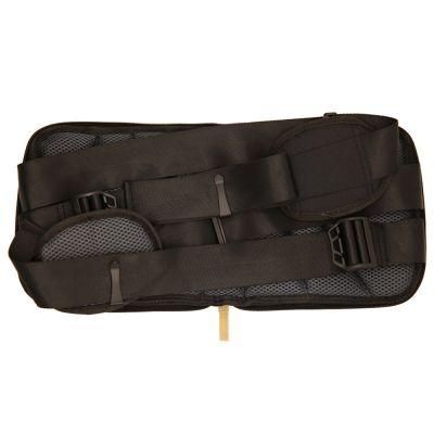 ergolution back-up ergonomische rugsteun opgevouwen
