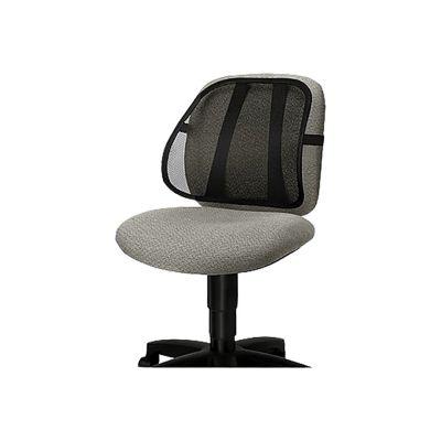 ergolution ergonomische rugsteun op bureaustoel