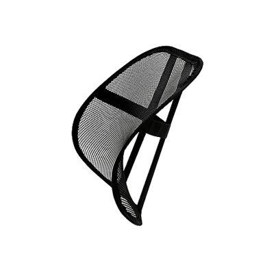 zijkant van de ergolution ergonomische rugsteun