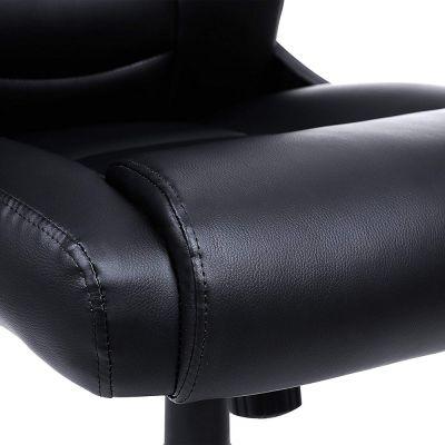 zitting van de ergolution luxe design bureaustoel