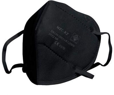 10 stuks ffp2 mondmasker zwart