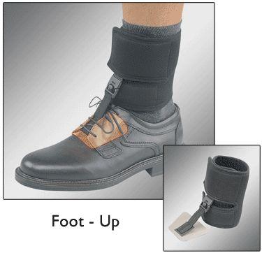 Foot up brace
