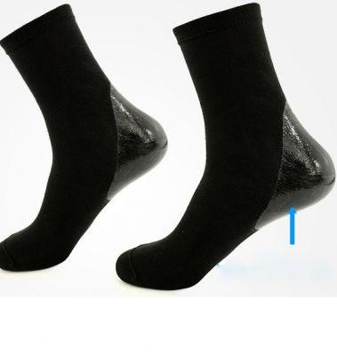 Achillespees Hiel gel sokken  voor o.a. droge hielen