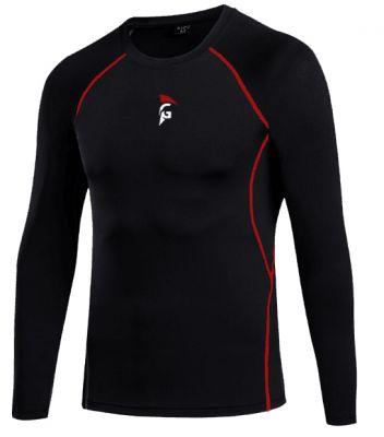 Gladiator Compressie shirt Lange mouwen - (Dames en Heren)