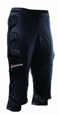Gladiator 3/4 beschermbroek keepersbroek