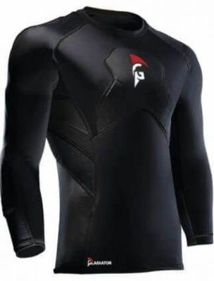 Gladiator Beschermings shirt voor keepers