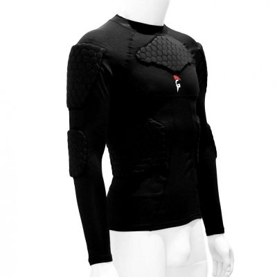 gladiator sports beschermings shirt ondershirt voor keepers